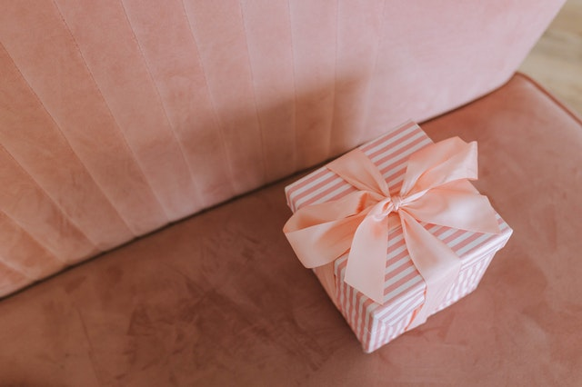Cadeau voor verjaardag