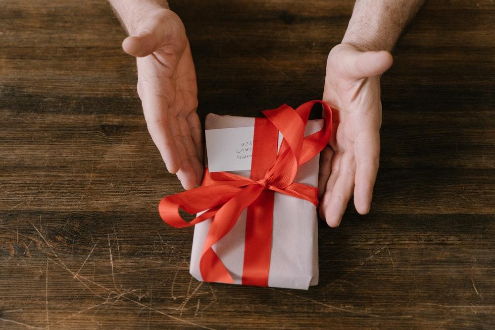 Kunst als originele optie voor een cadeau